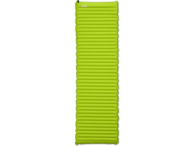 Therm-a-Rest NeoAir Trekker Esterilla Normal, lime pouch